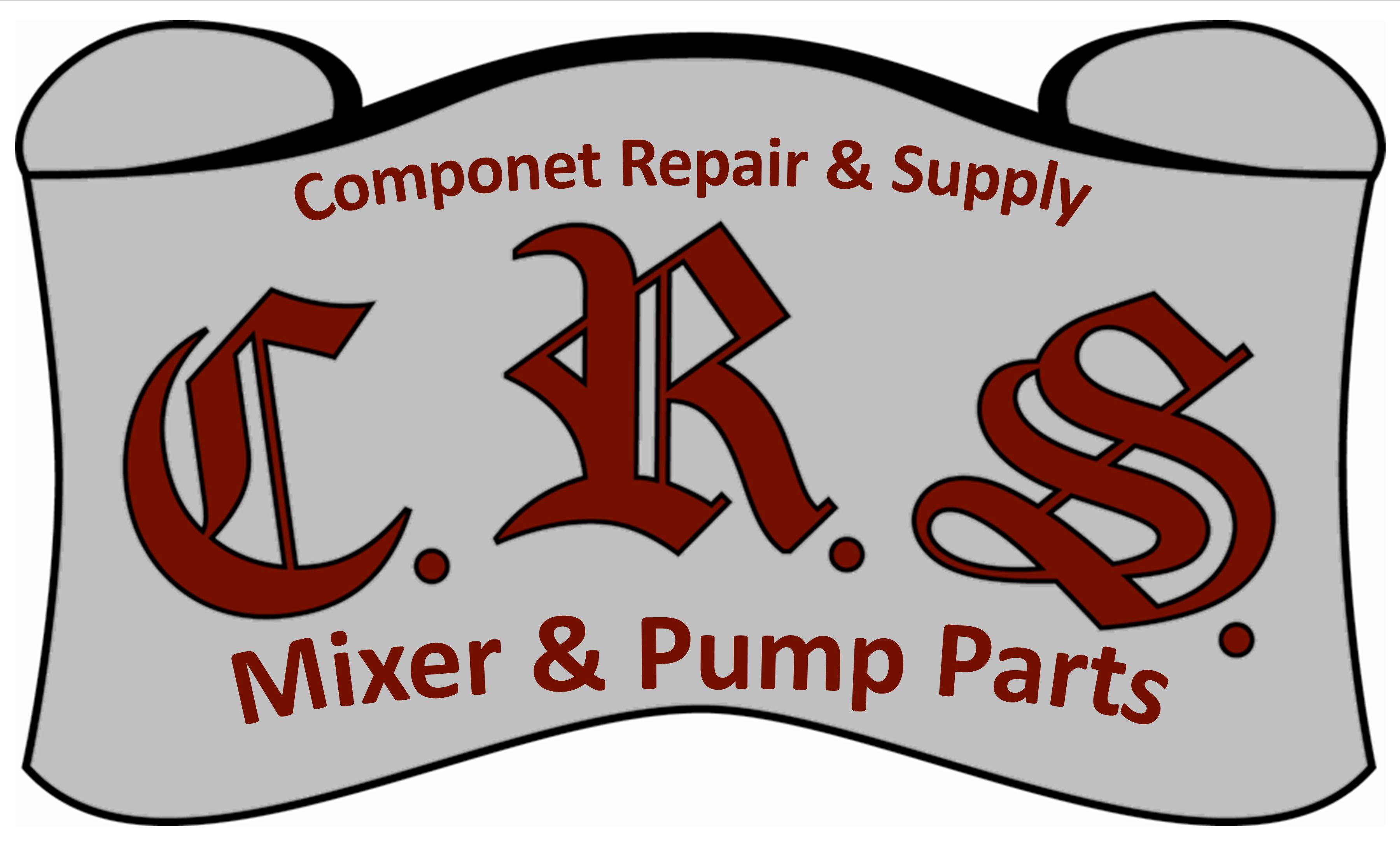 CRS Mixer Pump Parts Logo JPEG