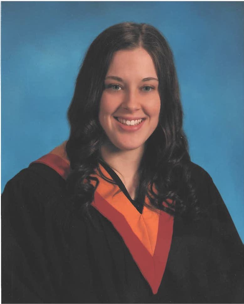 Grace MacKenzie Grad photo