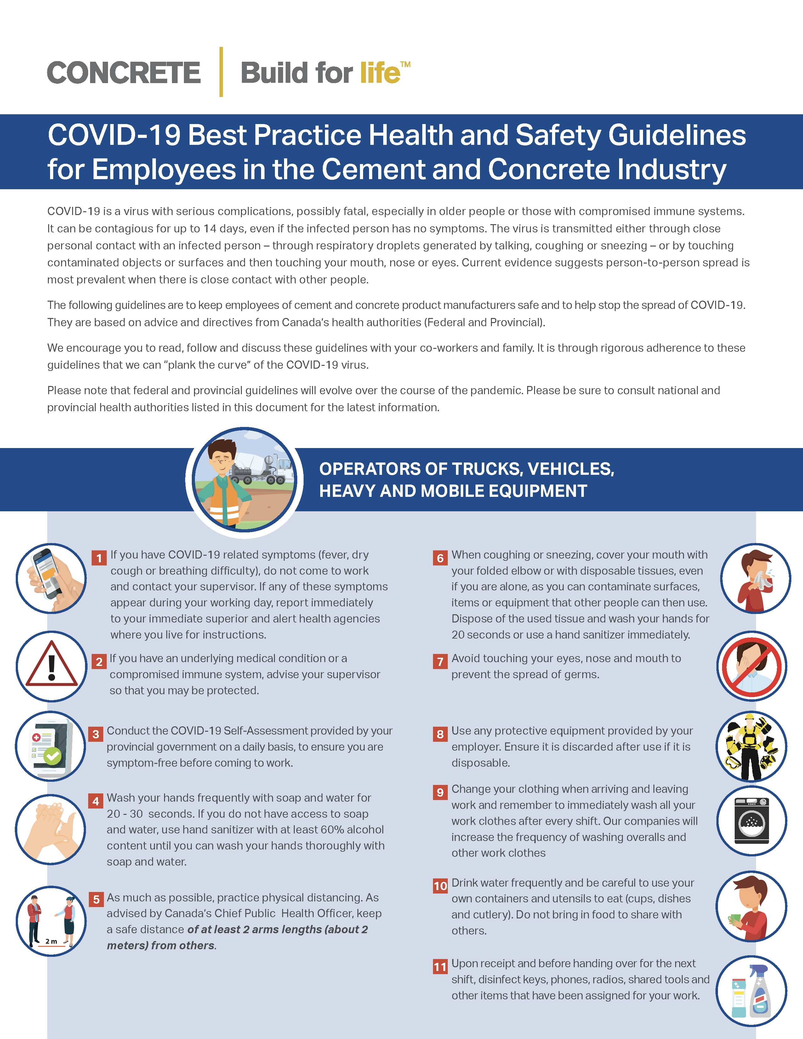 Front page eng COVID 19 Best Practice Health and Safety Guidelines1 Page 1